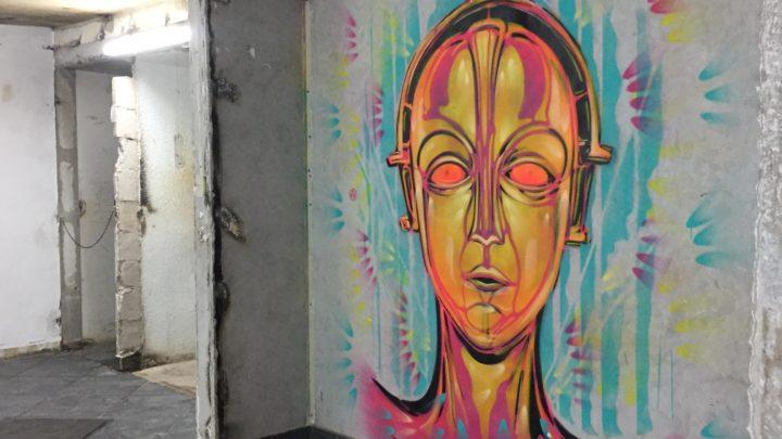 Marier le Cinéma à l'art Urbain / Street Art : Une merveilleuse idée à voir jusqu'au 17 Juin à Paris !