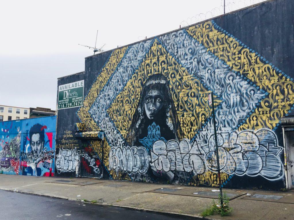 Fresque Murale par les artistes Rocko's Arts et Joel Artista