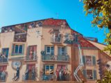 Fresque murale - Cinéma - Cannes