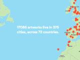 Street Art Cities, l'app qui géolocalise le street art dans le monde entier