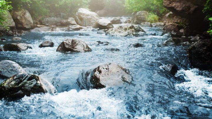 L'eau de Source est gratuite en France ! Alors pourquoi continuer à polluer ?